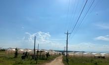 Cần bán lô đất đẹp nằm gần 2 tuyến đường liên huyện của tỉnh