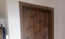 Cửa nhựa đài loan giả gỗ cao cấp - cửa nhựa hàn quốc cao cấp