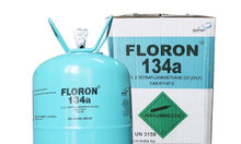 Gas R134 Floron 13.6 kg - gas lạnh floron - gas R134