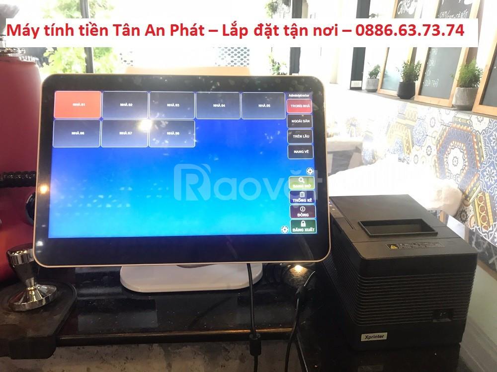 Bán máy tính tiền tại Nam Định cho quán cháo ếch/cháo gà