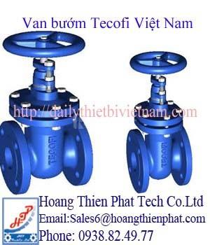 Van bướm Tecofi Việt Nam