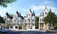 Bán biệt thự lâu đài phong cách châu Âu  ngay  Võ Chí Công