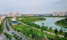 Cần bán gấp đất biệt thự 240m2 điểm đầu dự án khu B1.1 KĐT Thanh Hà