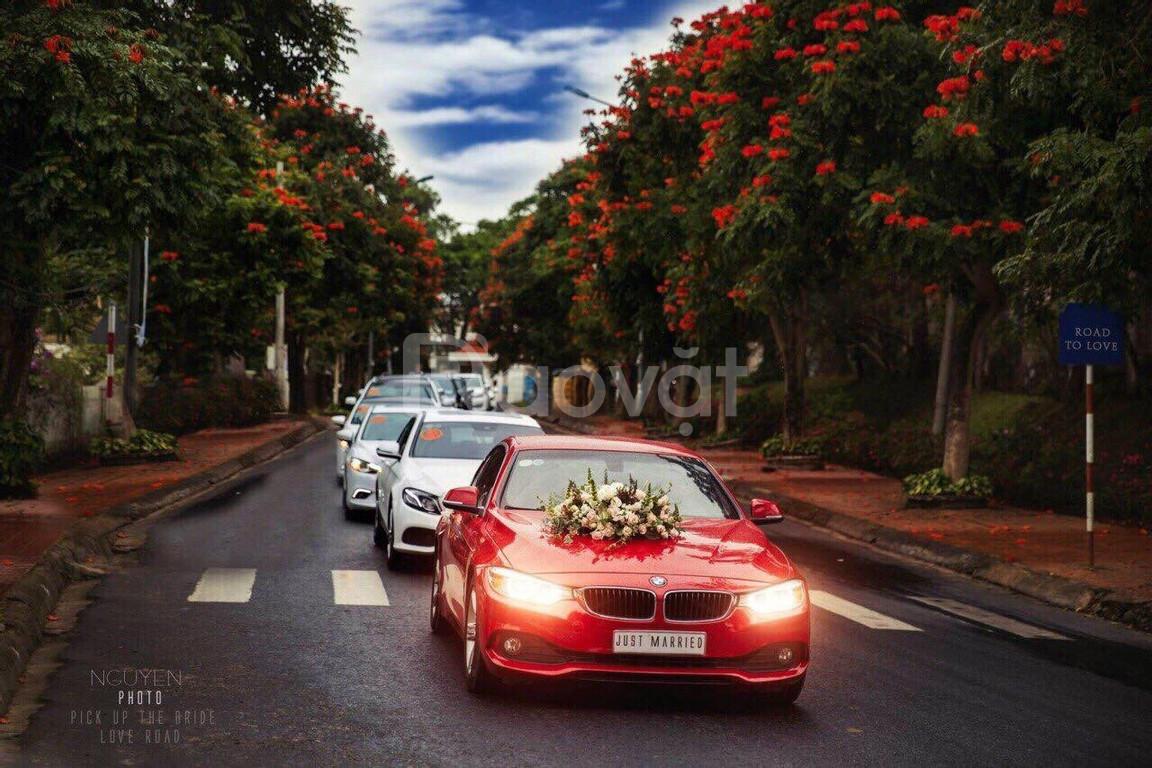 Cho thuê xe Mercerdes C200 tự lái, BMW