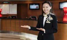 Chứng chỉ lễ tân khách sạn