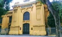 Bán villa 520m2 mặt phố Lê Thánh Tông gần nhà hát lớn MT 15m