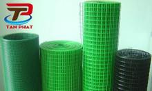 Lưới thép hàn, lưới chống côn trùng, lưới hàn chập mạ kẽm