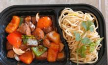 Hộp nhựa đựng thức ăn đa dạng mẫu thiết kế tiện lợi trong sử dụng