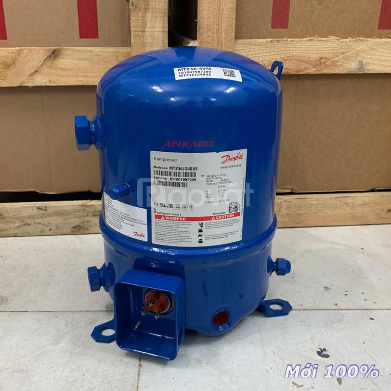 Cung ứng máy nén lạnh Danfoss 3 Hp MT36 chính hãng, mới 100%