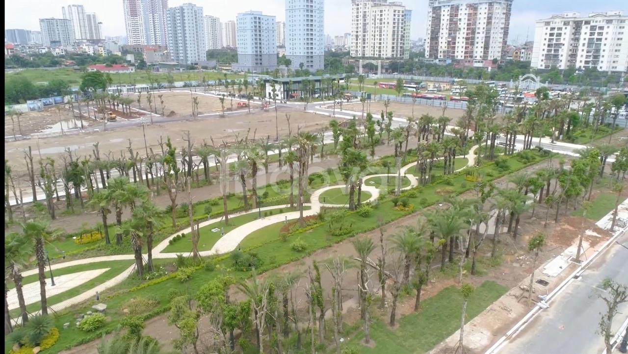 Liền kề biệt tự Louis City Hoàng Mai chỉ từ 80tr/m2