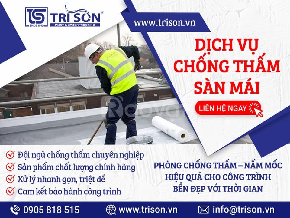 Nhà thầu thi công chống thấm Nha Trang