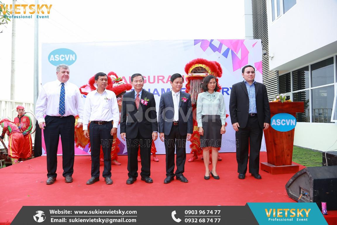 Công ty tổ chức lễ khánh thành tại Quảng Nam, Đà Nẵng, Huế