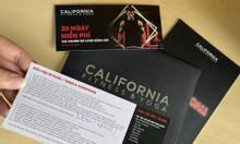HCM, Voucher 1 tháng ở California Fitness & Yoga Center