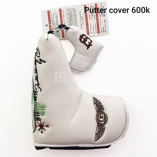 Bán rẻ bọc đầu gậy golf putter mới thương hiệu Hàn Quốc giá tốt