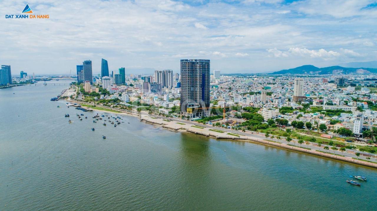 Nhà phố trung tâm Đà Nẵng, kề sông biển, view trực diện bắn pháo hoa