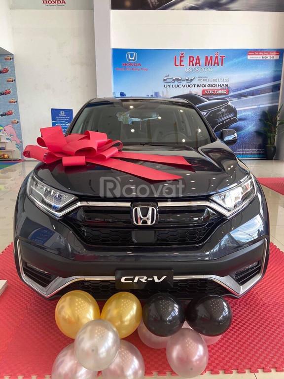 Honda CRV Sensing 2020 độ an toàn cao