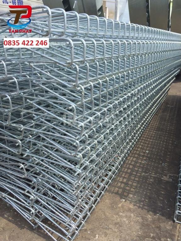 Lưới thép mạ kẽm, hàng rào sơn tĩnh điện, hàng rào lưới thép hàn
