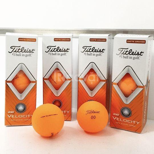 Bán bóng golf 2 lớp mới thương hiệu Titleist dễ đánh