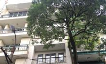 Bán nhà 6 tầng Nguyễn Văn Huyên, 65m2, 8 PN, 2 ô tô tránh giá 13 tỷ 8