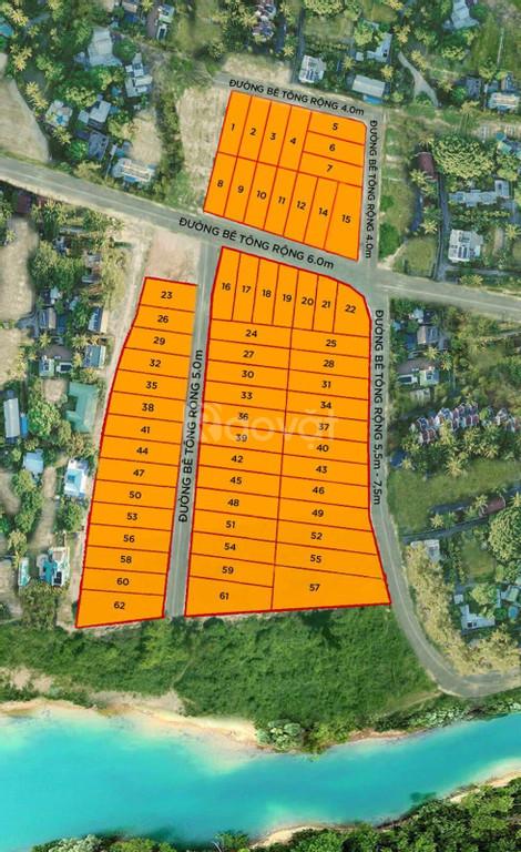 Mở bán 20 lô đất nền thổ cư 100% tại Bình Lộc, Diên Khánh