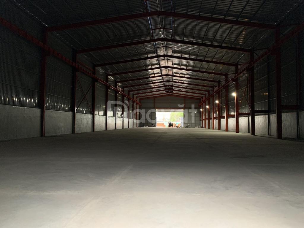 Cho thuê nhiều nhà xưởng 5.000m2, 7.000m2, 16.390m2 giá rẻ cạnh tranh