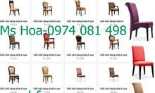 Bàn ghế  tiệc banquet, bàn ghế nhà hàng khách sạn