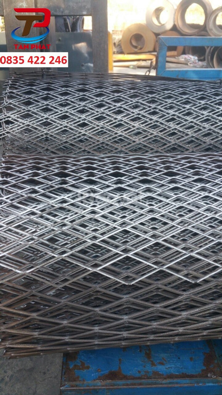 Lưới dập giãn, lưới mắt cáo, lưới hình thoi, lưới bén