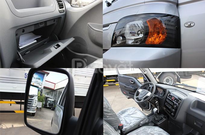 Xe tải Jac X5 l xe tải Jac X150 1t49 l Xe tải Jac X99 990kg