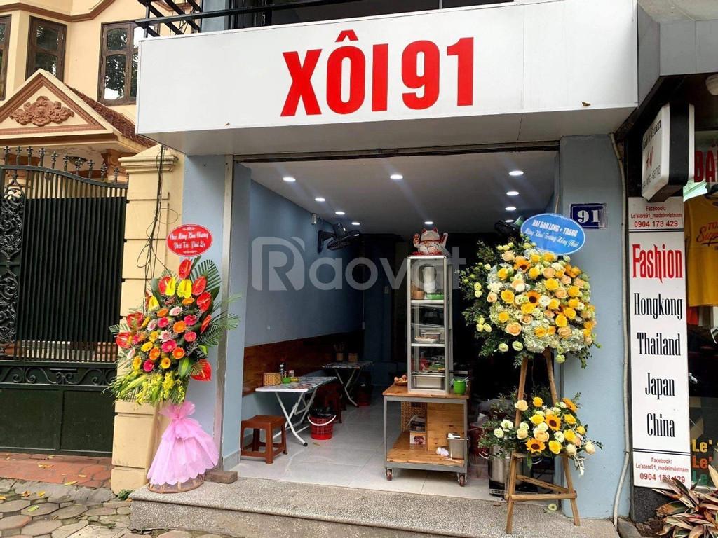 Chính chủ cho thuê cửa hàng mặt phố Trần Quốc Toản, giá tốt