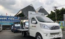 Xe tải Tera 100 thùng cánh dơi l thùng bán hàng lưu động