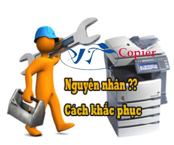Kiểm tra máy photocopy đường Bình Long quận Tân Phú