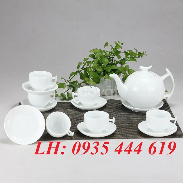 Ấm trà quà tặng khách hàng lịch sự tại Quảng Nam
