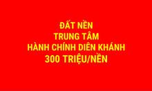 Chỉ hơn 300 triệu sở hữu ngay đất nền sổ đỏ gần TP. Nha Trang