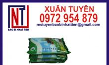 Công ty in túi đựng gạo 5kg giá cạnh tranh