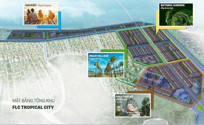Độc quyền 20 căn mặt biển FLC Tropical City Hạ Long, đường 31m, giá rẻ