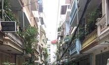 Nhà 40m x 4T phố Thái Hà, Đống Đa, ôtô đỗ cửa, 2 mặt thoáng