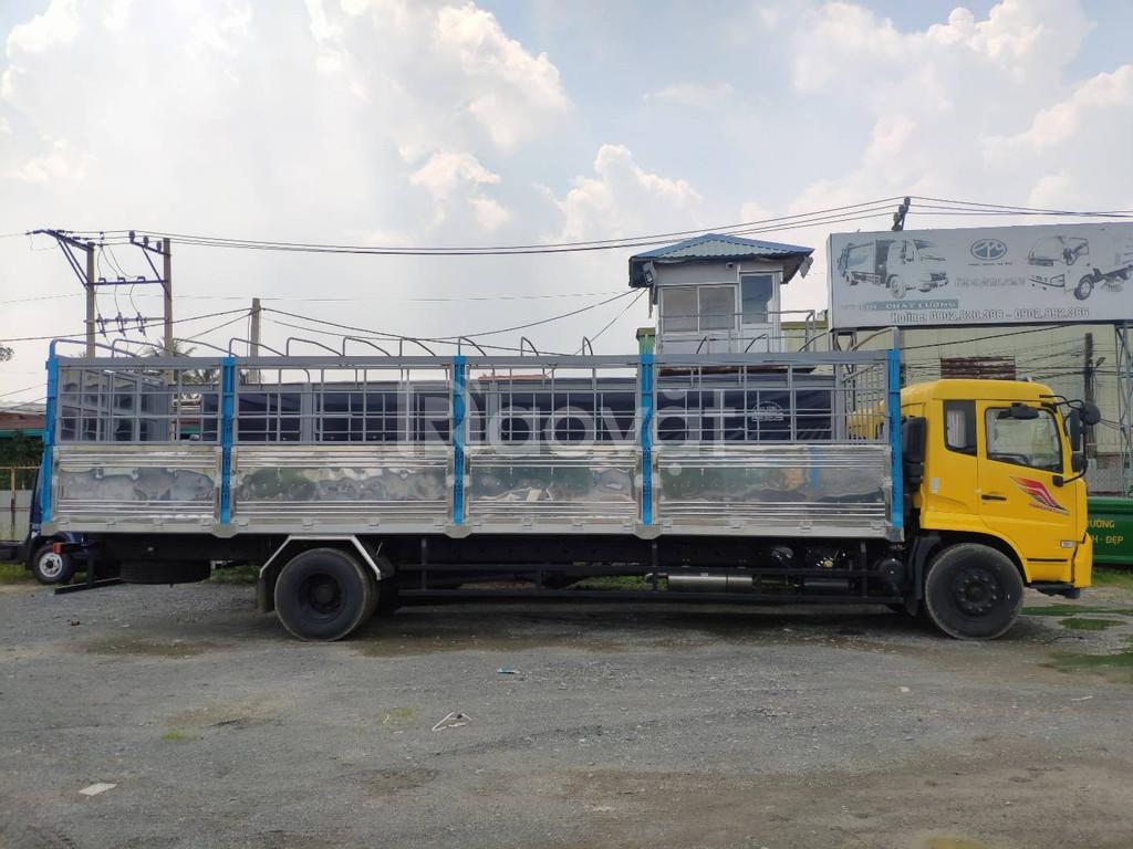 Mua xe tải Dongfeng 8 tấn thùng dài 9m5 trả góp trả trước từ 350tr