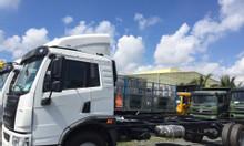 Xe tải Faw 8 tấn thùng dài 8m chạy có bền không ???
