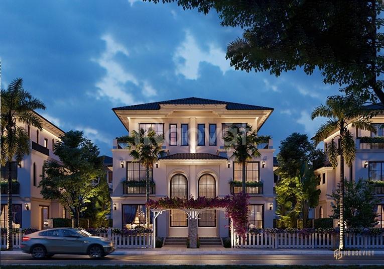 Suất nội bộ căn shopvillas mặt tiền con đường tỷ đô