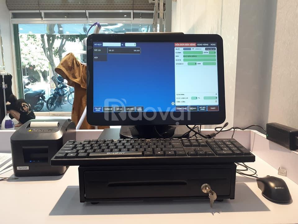 Bán bộ máy tính tiền giá rẻ cho quán Café tại Bắc Ninh