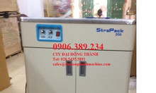 Máy đóng đai bán tự động D-56 chính hãng Strapack giá rẻ Đồng Nai