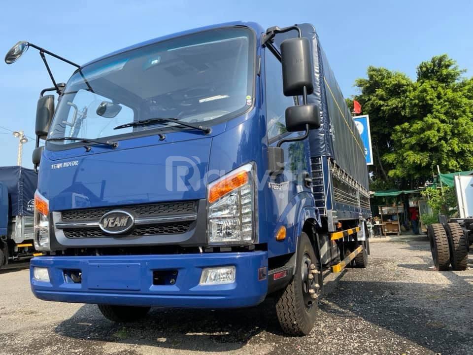 Xe tải Veam 1t9 thùng dài 6m2 l Xe tải Veam VT260-1