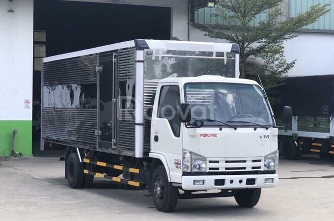 Xe tải isuzu vm 1t9 thùng dài  6M2 | ô tô Phước Tiến