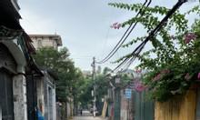 65m2 đất sổ đỏ chính chủ phố Đại Từ, ngõ 2,2m mặt tiền 4,5m
