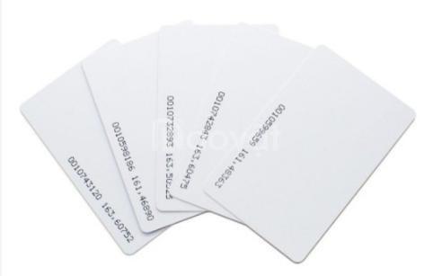 Thẻ từ dùng cho máy chấm công bằng thẻ từ