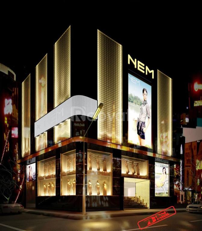 Cho thuê gấp 100 - 600m2 mặt bằng shophouse ở mp Lê Văn Lương TX