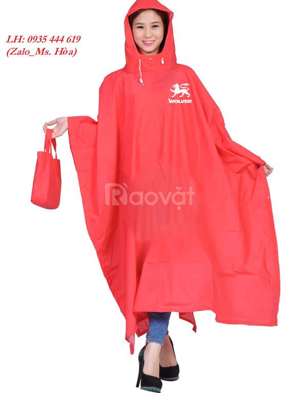 Công ty áo mưa in logo quảng cáo giá rẻ tại Đà Nẵng