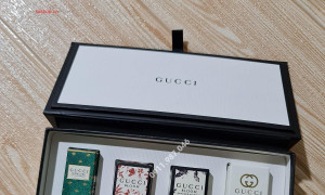 Set Gucci Beauty 4 chai mini EDP 5ml cho nữ (mới)