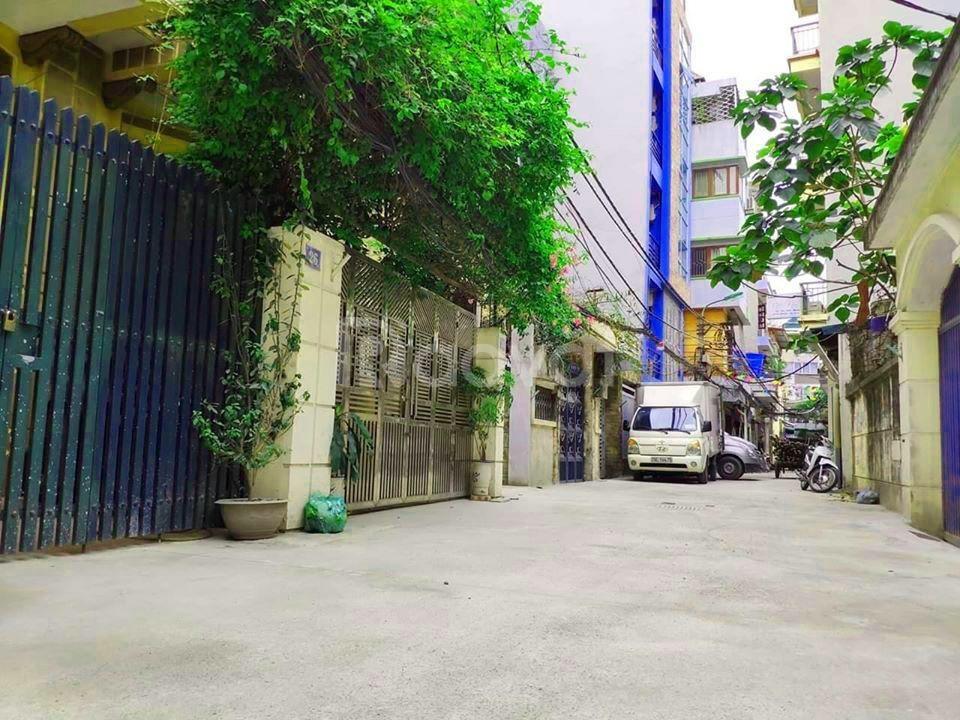 Bán nhà Hà Đông gần THPT Lê Lợi, 33M*5T xây mới, ôtô đỗ cửa