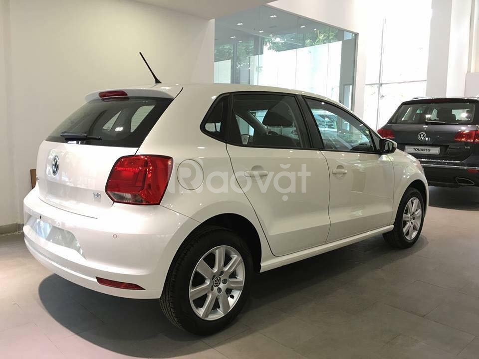 Volkswagen Polo 2020 nhập nguyên chiếc giá rẻ
